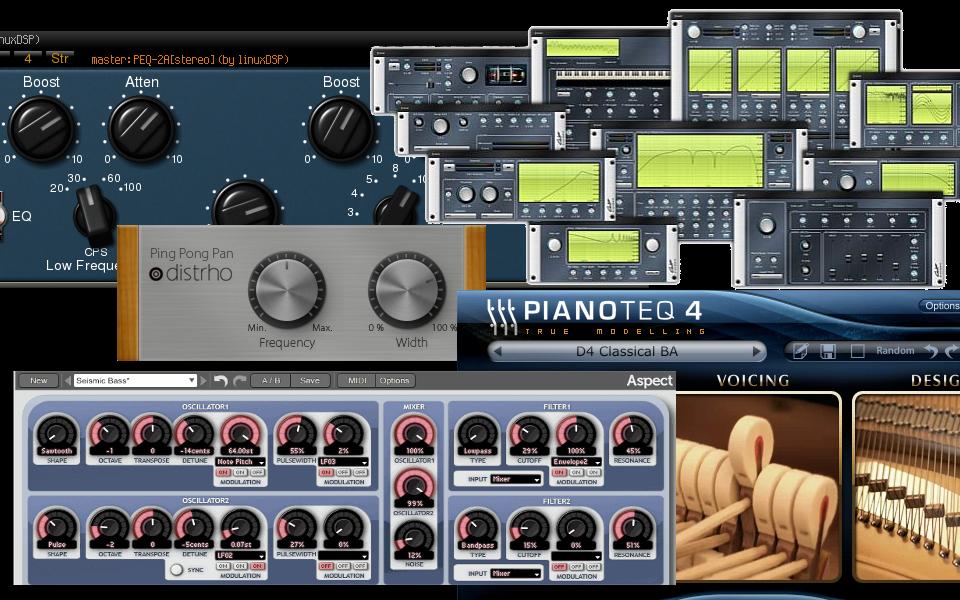 the digital audio workstation