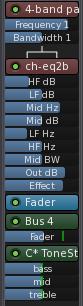 plugincontrols Audio Ardour 5.0 lanzado para Linux