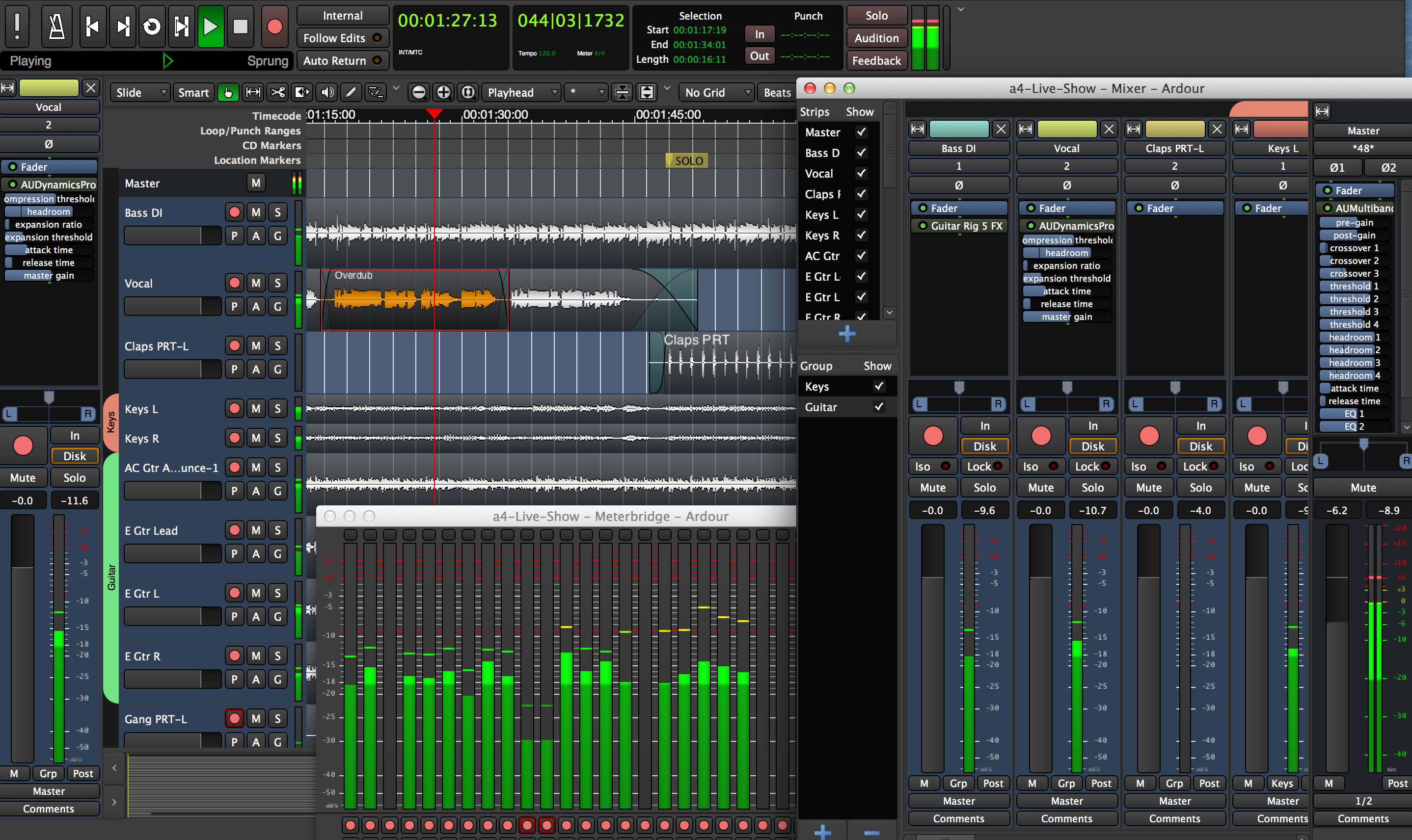Ardour the digital audio workstation What s the best home design software